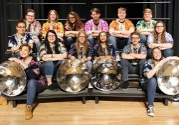 2017 X Ensemble JM Steel Drum Band Picture