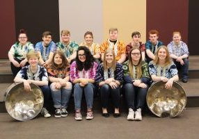The John Marshall Steel Drum Band, under the direction of Tracey Filben, submitted recordings last spring to the Midwest Clinic, International Band and Orchestra Conference.