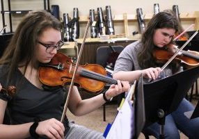 The Marshall County Strings Program will present its annual spring concert on Tuesday, May 7, 2019 at 6:30 pm in the John Marshall High School Center for Performing Arts.