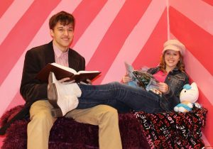 """Monarch Company presents """"Legally Blonde, The Musical"""" at the John Marshall High School Center for Performing Arts this Friday, March 29 and Saturday, March 30 at 7:00 pm and Sunday, March 31 at 2:00 pm. Tickets are $8.00 for adults and $5.00 for students and may be purchased at the door."""