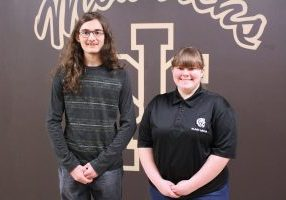 John Marshall High School seniors Abi Vargo and Austin Williams have been selected as candidates for the prestigious United States Presidential Scholars Program.