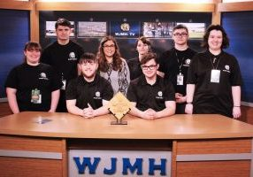 WJMH Media, the Career & Technical Education (CTE) Broadcasting program at John Marshall High School, has earned the title of 2019 West Virginia Secondary School Activities Commission (WVSSAC) Student Broadcasting Program of the Year.